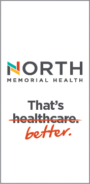 North Memorial Health That's Better banner campaign
