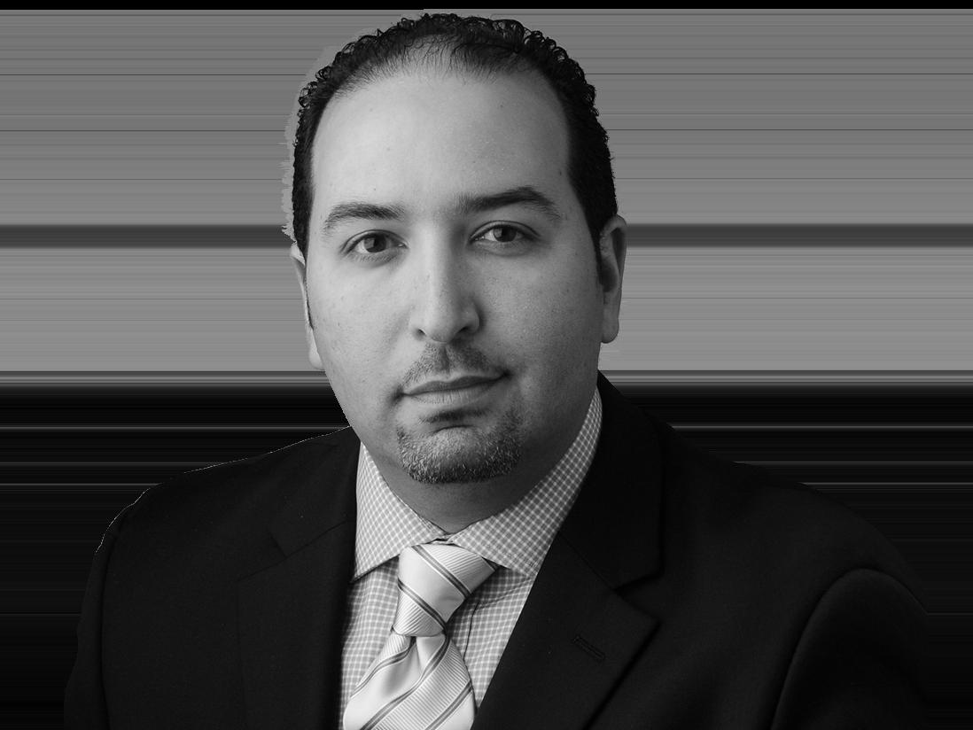 Osama Ibrahim headshot