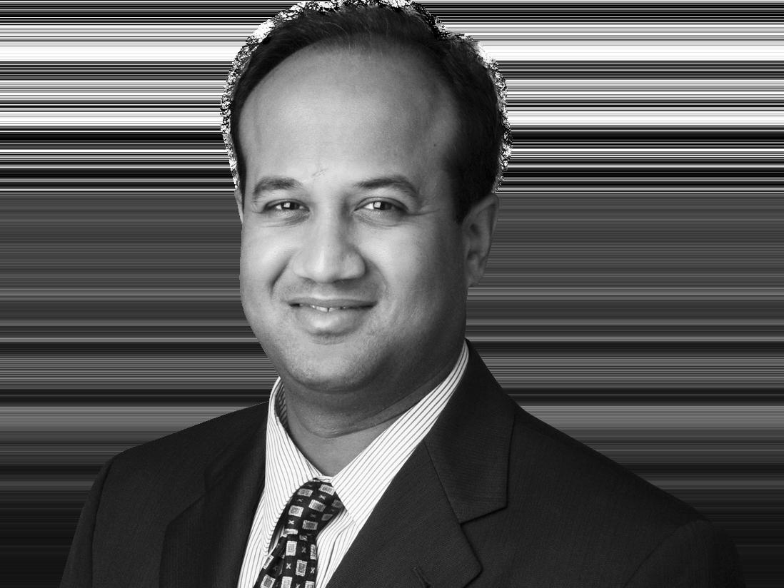 Rahul Tamhane headshot