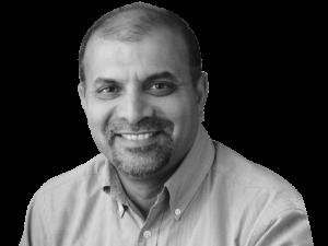 Javaid Saleem headshot