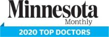 minnesota monthly 2020 top doctors logo