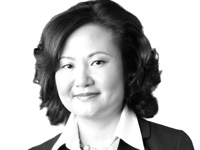 Dr Miriam Kim Headshot
