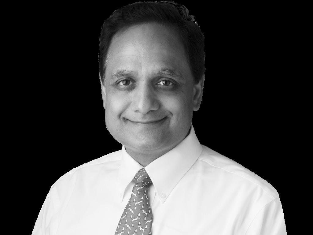 Amit Chandra headshot