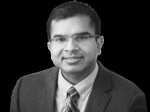 Arvind Vemula headshot