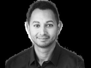 Kareem Rizk headshot