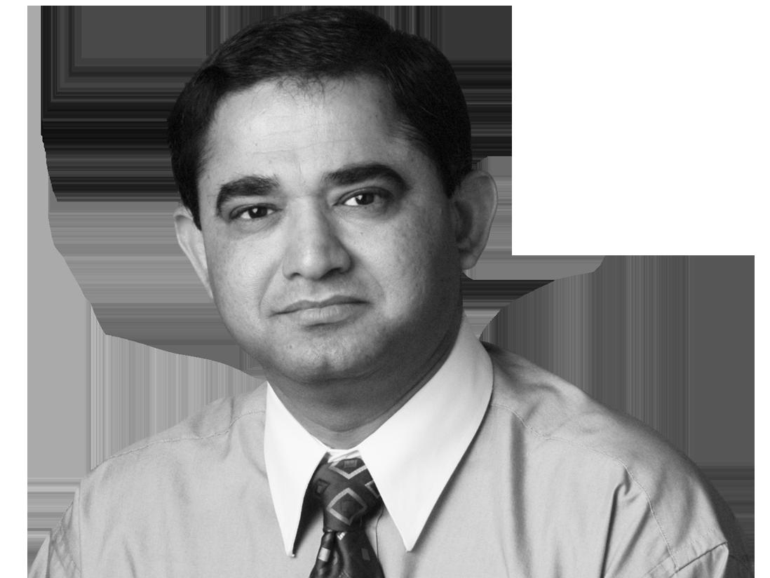 Ibrahim Mujir headshot