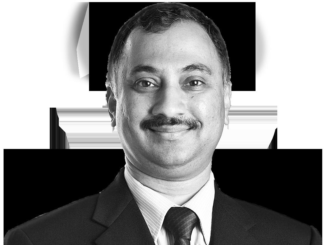 Subash Harwalkar headshot