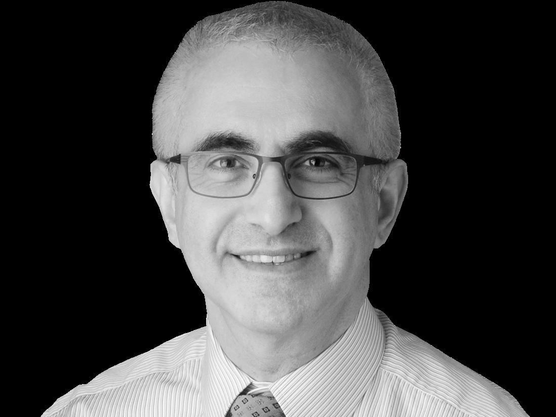 Nizar Saleh headshot