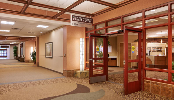 clinic entrance interior
