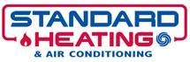 Standard Heating Logo