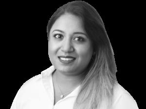 Rena Shah Headshot