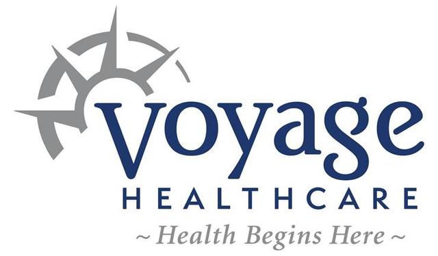 voyage healthcare logo