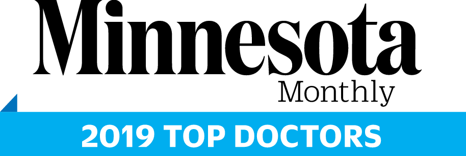 minnesota monthly 2019 top docs logo