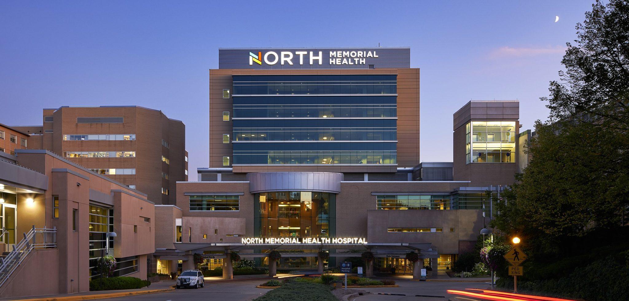 north memorial health hospital