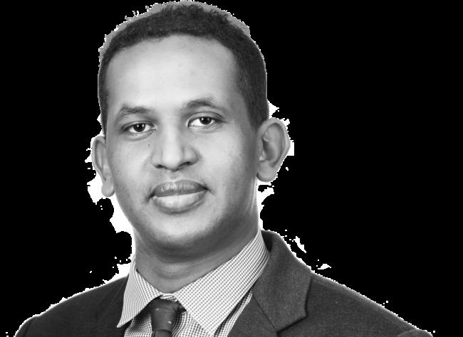 Ahmad Abdul headshot