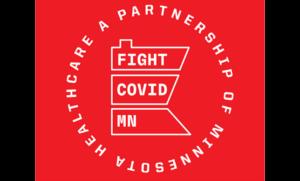 Fight Covid MN logo