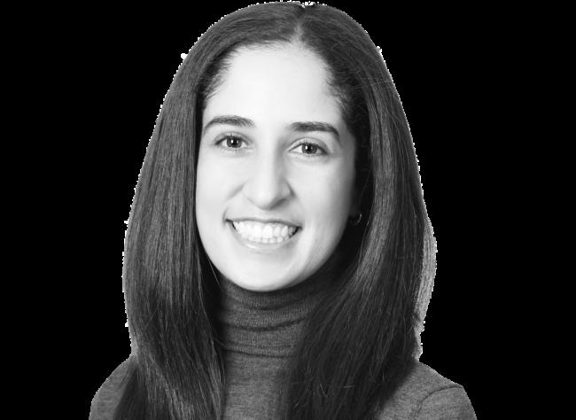 Dr. Sereen Nashif headshot
