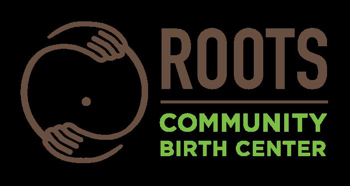 roots community birth center logo