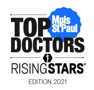 top doctors rising starts edition 2021