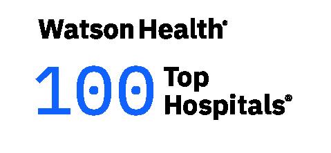 watson health 100 top hospitals